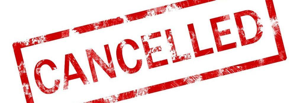 Exams Cancellation